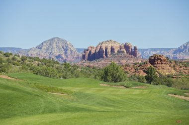 Sedona Golf Hole