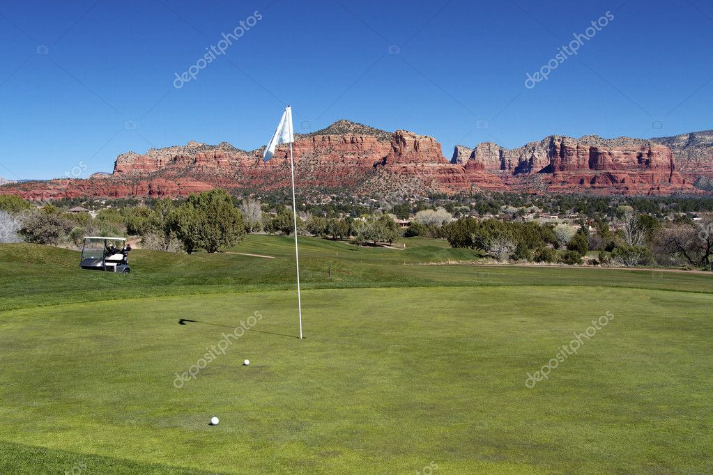 Sedona Arizona Golf Course