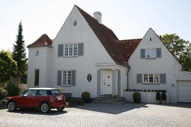 Danish luxury villa