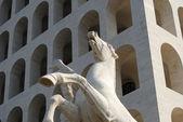 Fotografia Roma Eur (Palazzo della civiltà 038) - Roma - Italia