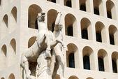 Fotografia Roma Eur (Palazzo della civiltà 004) - Roma - Italia