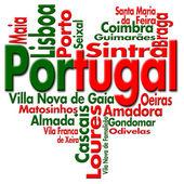 Fényképek én szeretem a Portugália