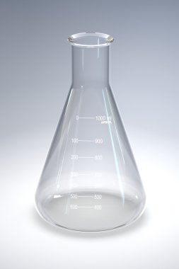Flask Conic