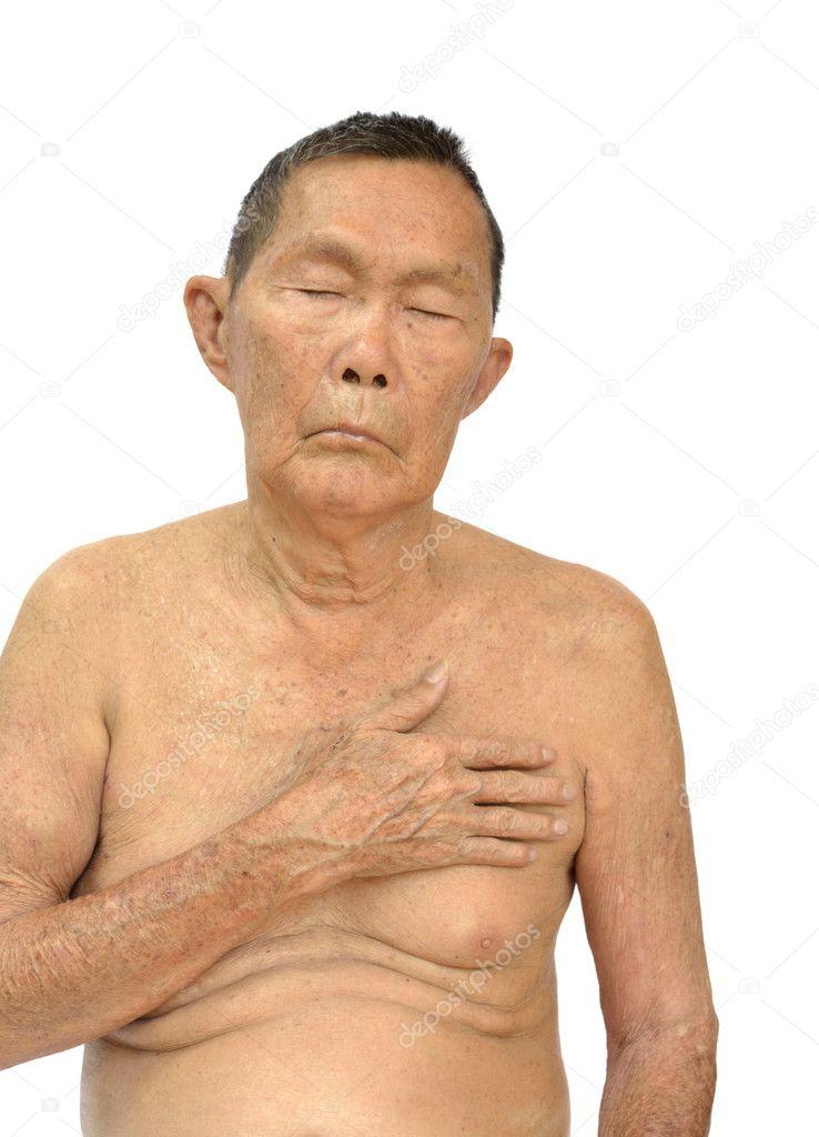 Asian Older Man 9