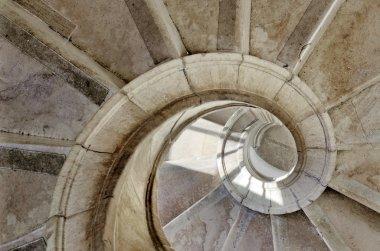 """Картина, постер, плакат, фотообои """"спиральная лестница"""", артикул 9220289"""