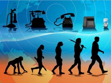 Phone evolution