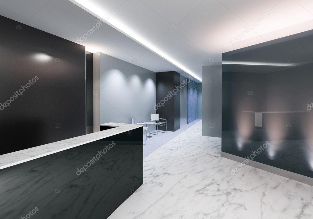 Ingang kantoorruimte u2014 stockfoto © etse1112 #9551531