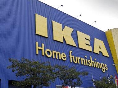 Mark Ikea building