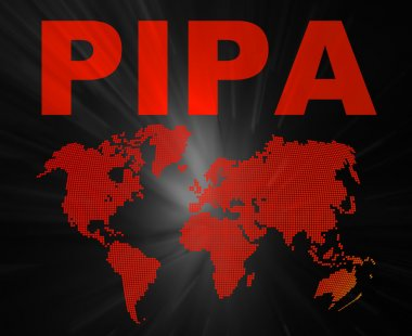 PIPA conception texts and world map