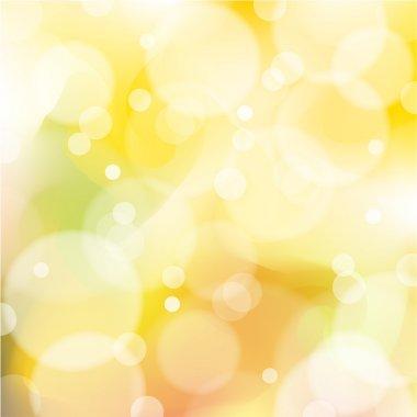 "Картина, постер, плакат, фотообои ""Вектор оранжевый и желтый абстрактный фон"", артикул 9260100"