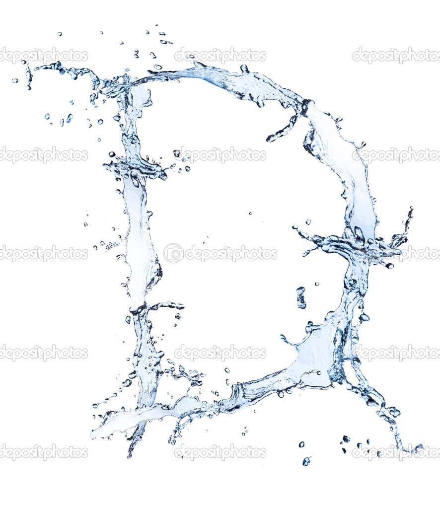 Water letter