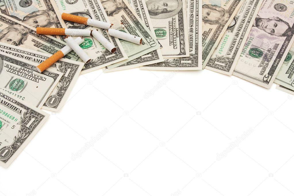 10 dolar kouření