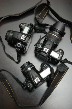 Professional digital cameras