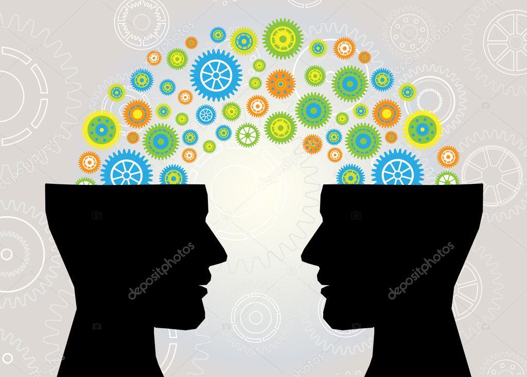 Head think communication