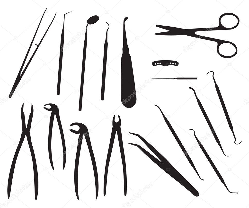 Dentistry tools