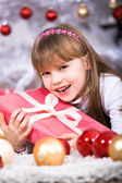 Vánoční dívka
