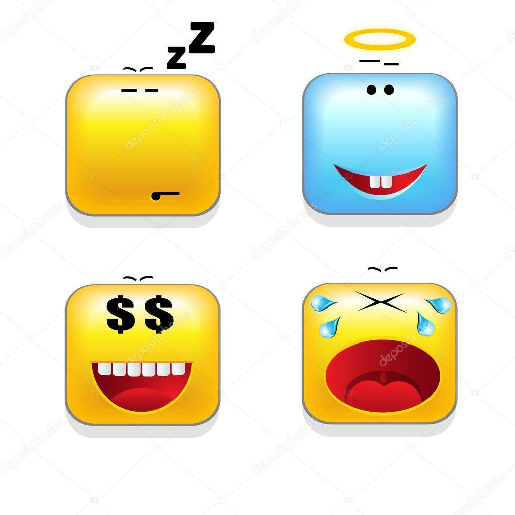 smartphone smileys
