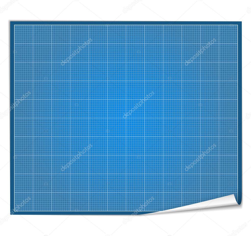 Blank blueprint paper stock vector human306 10663330 blank blueprint paper stock vector 10663330 malvernweather Images