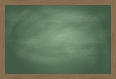 Vector blackboard. Highly detailed.