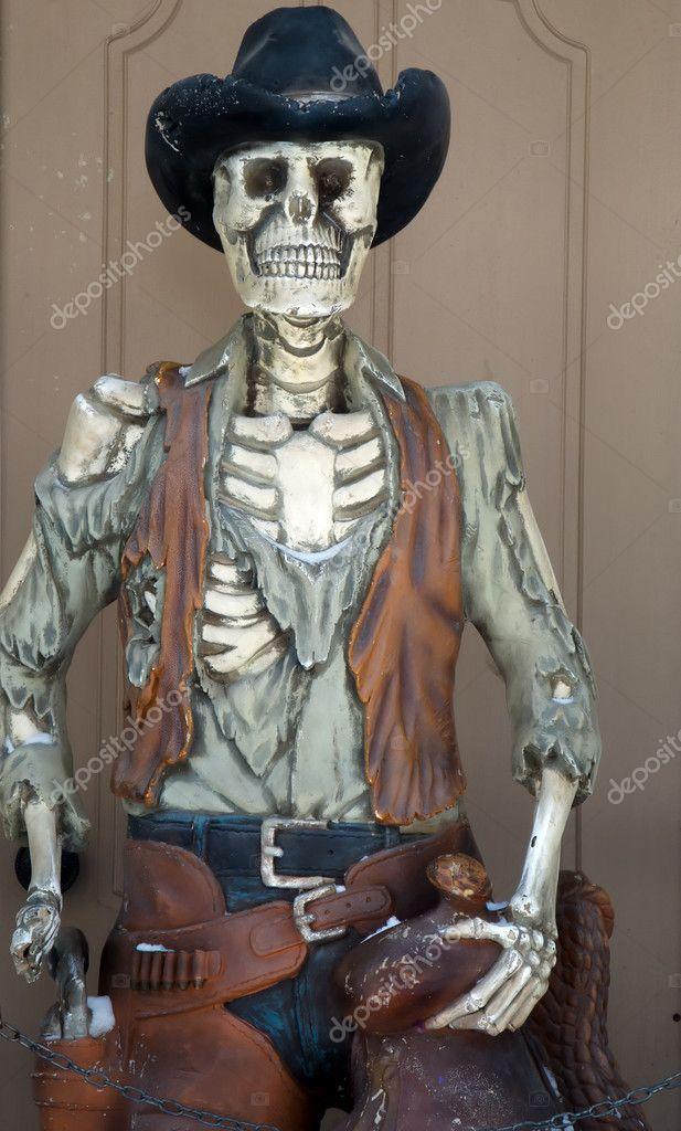 Cowboy skeleton – St...