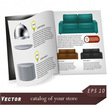 Vector catalog for your design. Best choice