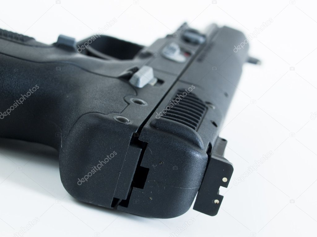Handgun — Stock Photo © urban_light #10562071
