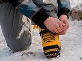 Photo Ice Climbing