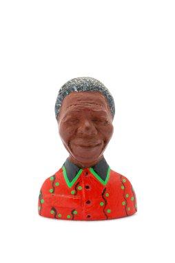Nelson Mandela fridge magnet
