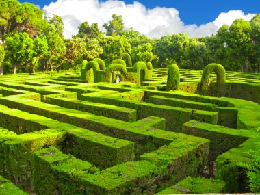 English labyrinth