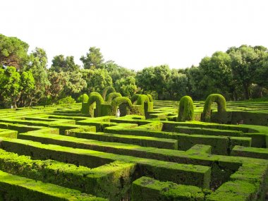English labyrinth
