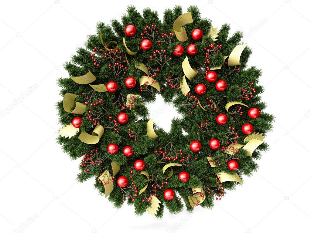 Kerstdecoraties Met Rood : Kerstdecoratie rood u stockfoto robjrobj