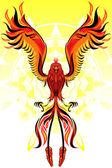 Fényképek Phoenix láng madár