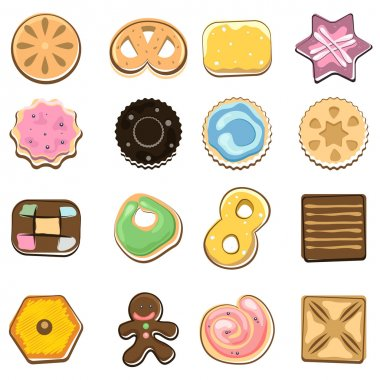 Doodle Cookies