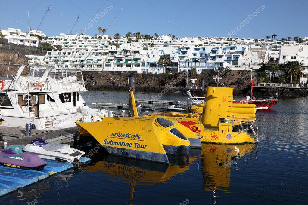 Submarine Tour Lanzarote