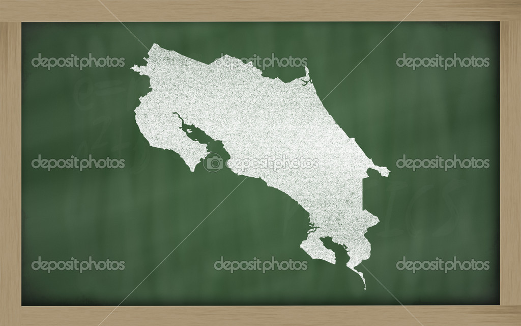 Outline map of costa rica on blackboard — Stock Photo ... on drawing of india map, drawing of americas map, drawing of ireland map, drawing of england map, drawing of spain map, drawing of brazil map, drawing of trinidad map, drawing of united states map, drawing of nigeria map, drawing of japan map, drawing of indonesia map, drawing of malaysia map, drawing of norway map, drawing of sudan map, drawing of morocco map, drawing of usa map, drawing of jamaica map, drawing of middle east map, drawing of mexico map, drawing of china map,