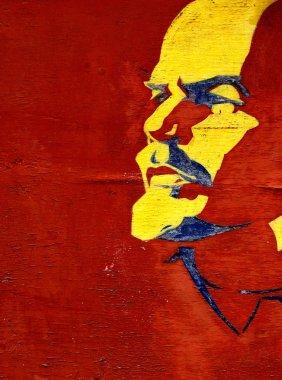 Portrait Vladimir Lenin