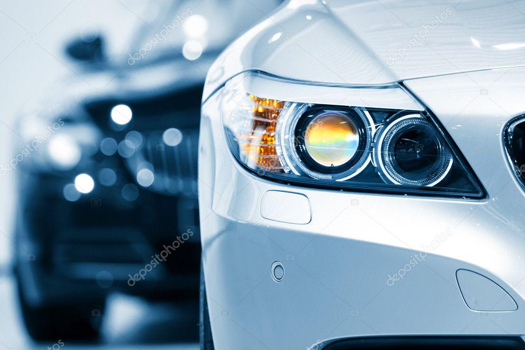 Fanalino anteriore auto