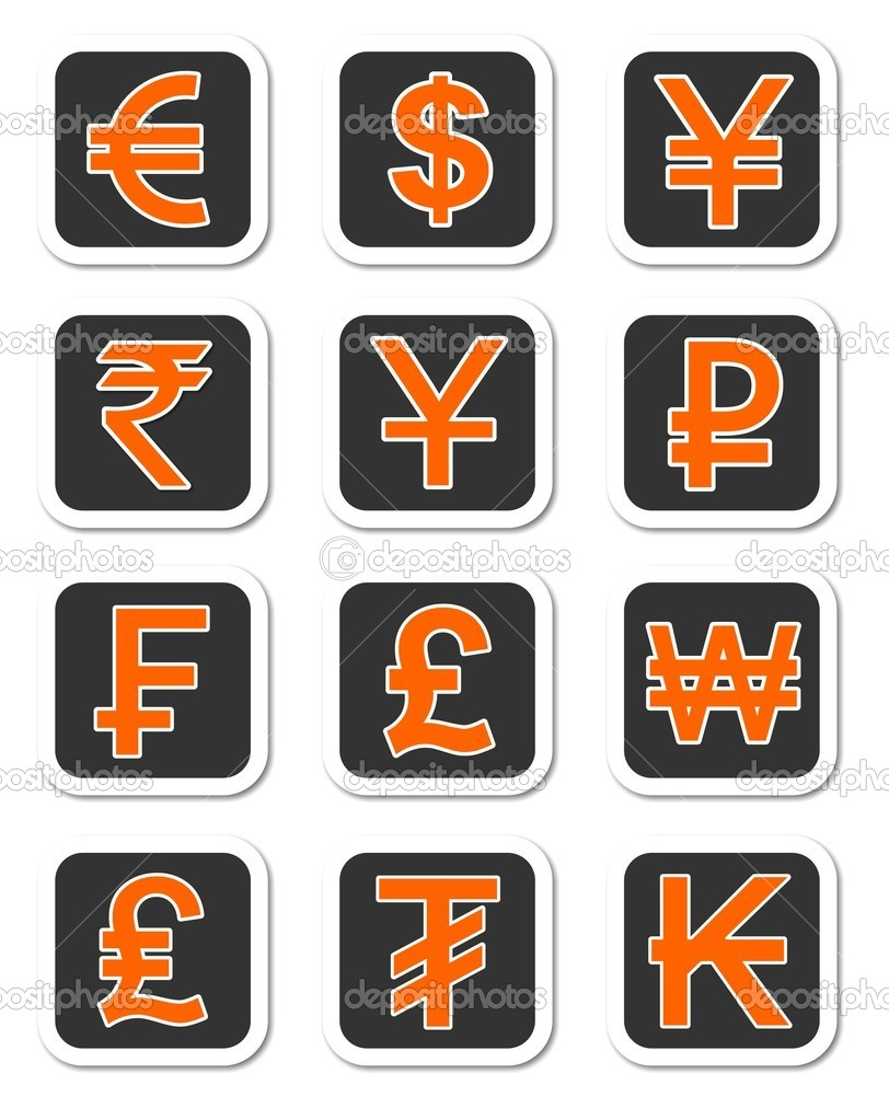 Currency symbols stock photo snehitdesign 8565376 an illustration of major currency sysmbols of different countries photo by snehitdesign biocorpaavc Image collections
