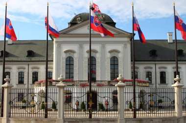 Presidential Palace of Slovakia, Bratislava