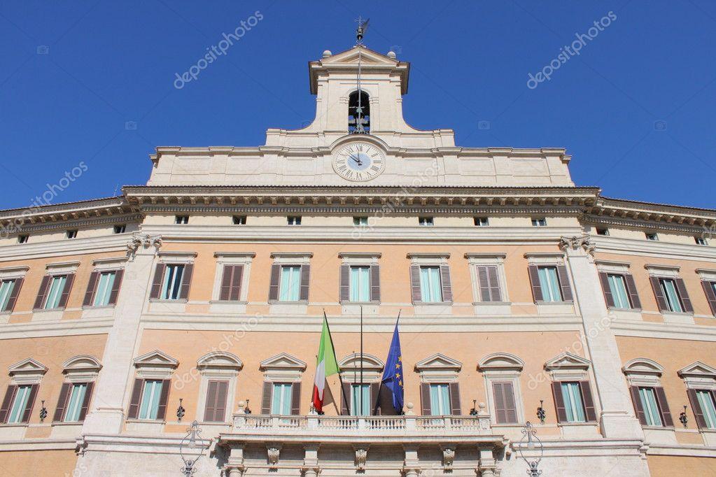 Il parlamento italiano foto stock alessandro0770 9259225 for Il parlamento italiano