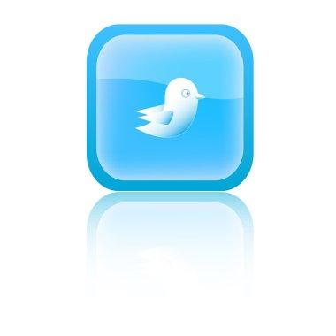 Twitter icon bird