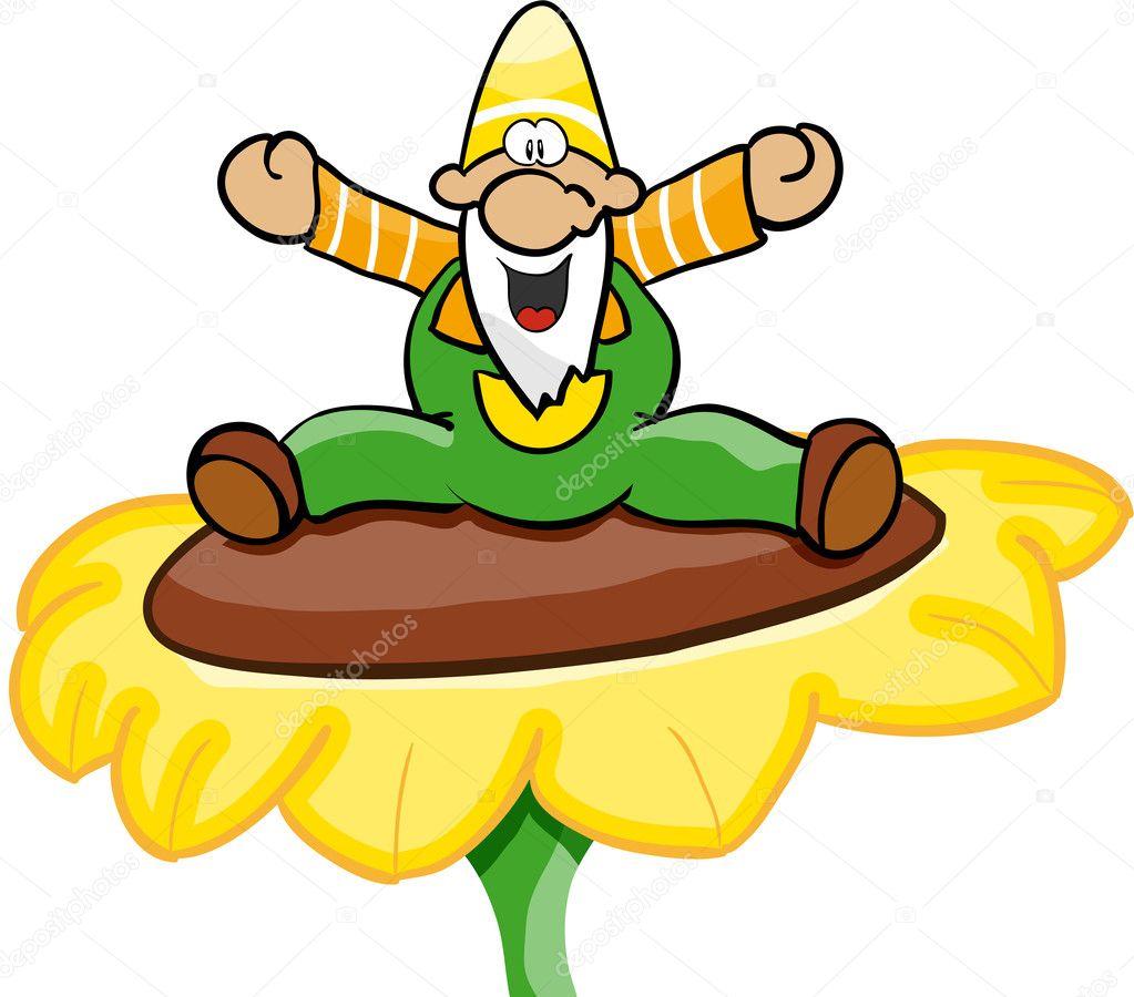 Sonnenblumenzwerg