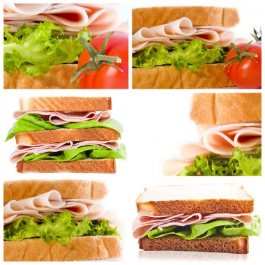 Collection set and sandwiches