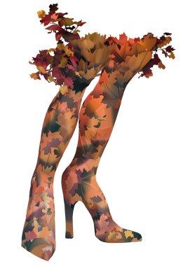 Composition autumn
