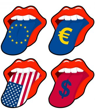 europe and usa mouth