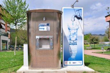 Drinking water public distributor