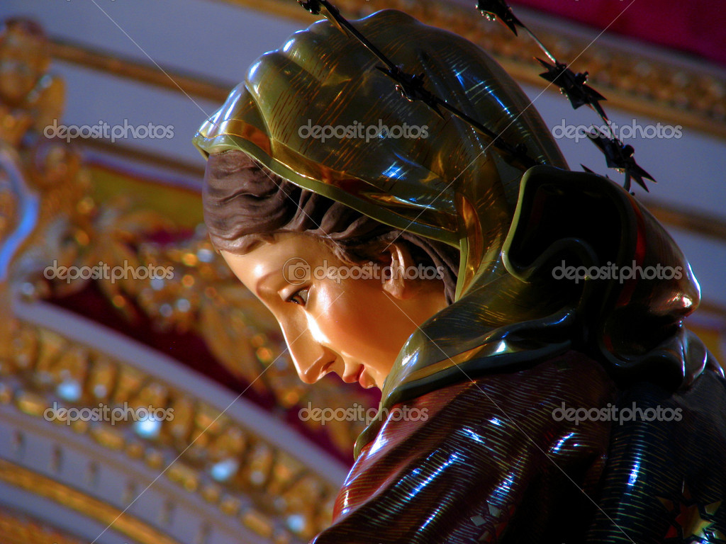 O Douce Sainte Vierge Marie Photographie Fajjenzu 10662872