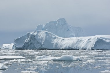 Iceberg in the Southern Ocean - 1.
