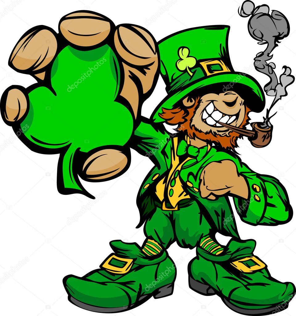leprechaun stock vectors royalty free leprechaun illustrations