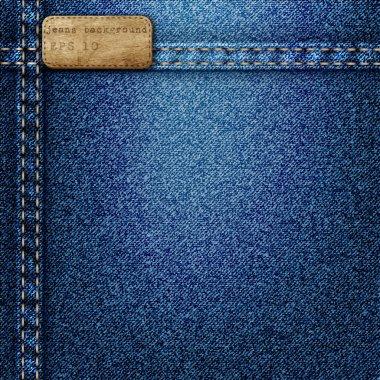 Denim background